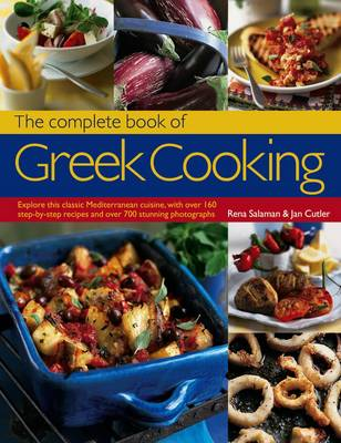 Complete Book of Greek Cooking (Paperback)