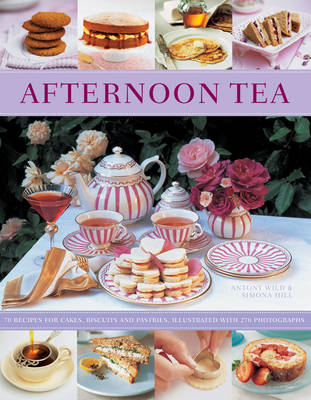 Afternoon Tea (Paperback)