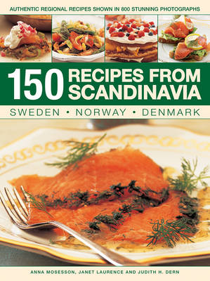 150 Recipes from Scandinavia (Paperback)