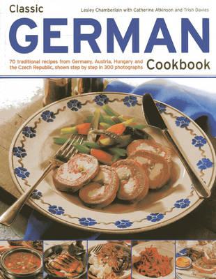 Classic German Cookbook (Paperback)
