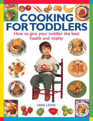 Cooking for Toddlers (Paperback)