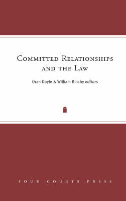Committed Relationships and the Law (Hardback)