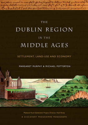 The Dublin Region in the Middle Ages: Settlement, Land-Use and Economy (Hardback)
