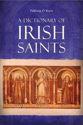 A Dictionary of Irish Saints (Hardback)