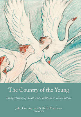 The Country of the Young: Interpretations of Youth and Childhood in Irish Culture (Hardback)