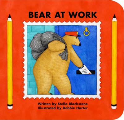 Bear at Work (Board book)