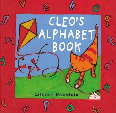 Cleo's Alphabet Book (Board book)