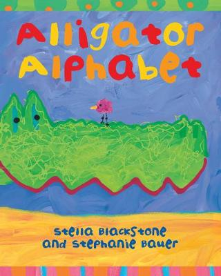 Alligator Alphabet (Board book)