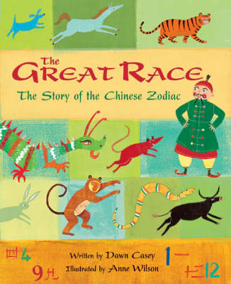 The Great Race: The Story of the Chinese Zodiac (Paperback)