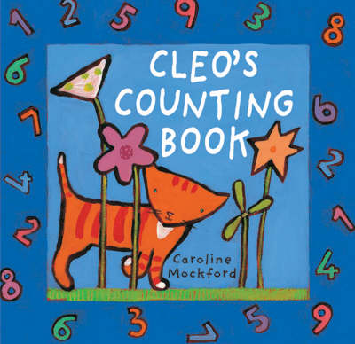 Cleo's Counting Book (Board book)