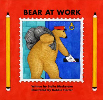 Bear at Work (Paperback)