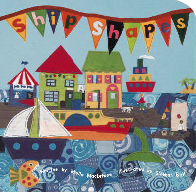 Ship Shapes (Board book)