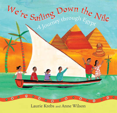 We're Sailing Down the Nile (Paperback)