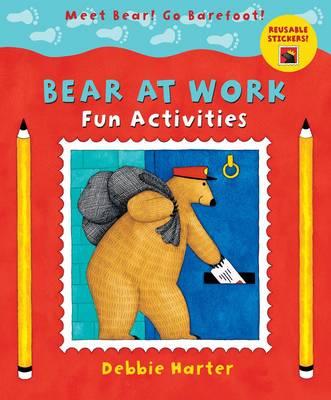 Bear at Work Fun Activities (Paperback)