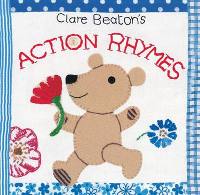 Clare Beaton's Action Rhymes (Board book)