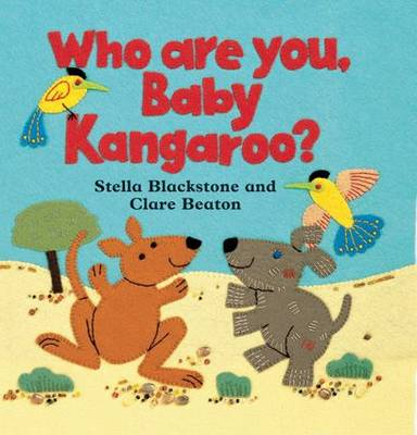 Who are You, Baby Kangaroo? (Paperback)