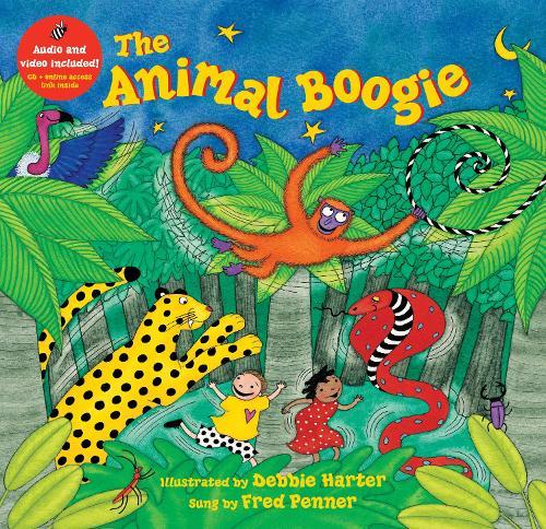 Animal Boogie - Singalong (Paperback)