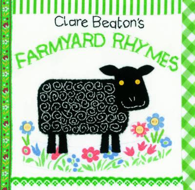 Clare Beaton's Farmyard Rhymes (Board book)