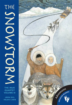 Inuk Quartet : The Snowstorm: Vol 3 (Paperback)