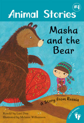 Masha and the Bear: Volume 4 - Aminal Stories 4 (Paperback)