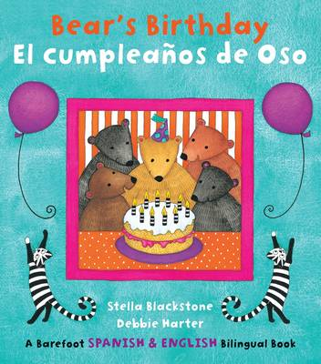 Bear's Birthday (Paperback)