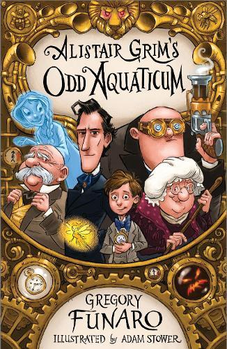 Alistair Grim's Oddaquaticum (Paperback)