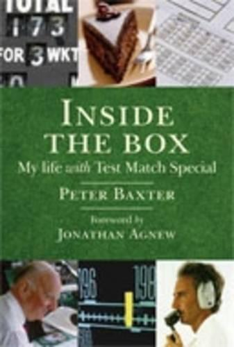 Inside the Box: My Life with Test Match Special (Hardback)