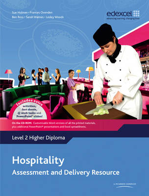 Level 2 Higher Diploma in Hospitality Assessment & Delivery Resource