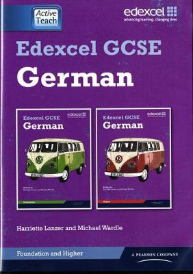 Edexcel GCSE German ActiveTeach CDROM - Edexcel GCSE German (CD-ROM)