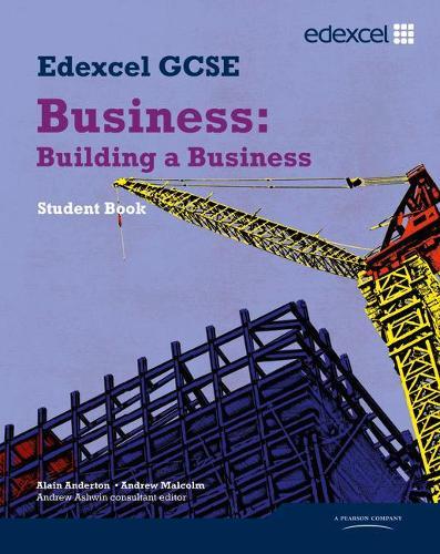 Edexcel GCSE Business: Building a Business: Unit 3 (Paperback)