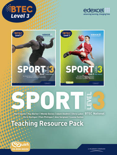 BTEC Level 3 National Sport Teaching Resource Pack - BTEC National Sport 2010