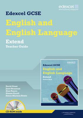 Edexcel GCSE English and English Language Extend Teacher Guide - Edexcel GCSE English 2010