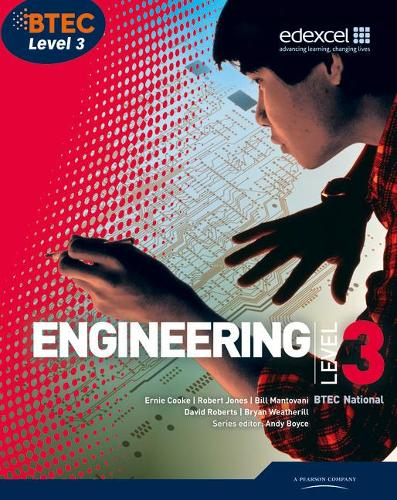 BTEC Level 3 National Engineering Student Book - Level 3 BTEC National Engineering (Paperback)