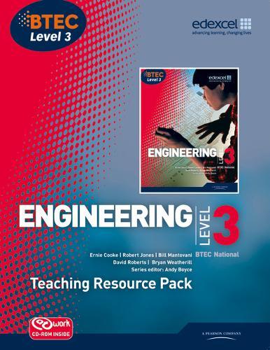 BTEC Level 3 National Engineering Teaching Resource Pack - Level 3 BTEC National Engineering