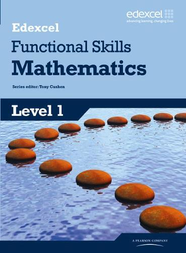 Edexcel Functional Skills Mathematics Level 1 Student Book - Edexcel Functional Maths (Paperback)