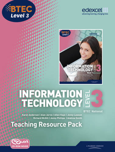 BTEC Level 3 National IT Teaching Resource Pack - BTEC National for IT Practitioners