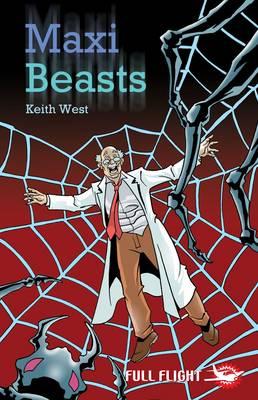 Maxi Beasts - Full Flight Fear and Fun (Paperback)
