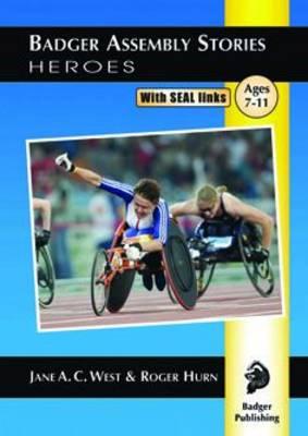 Heroes - Badger Assembly Stories KS1 (Spiral bound)