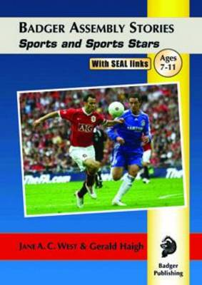 Sports and Sports Stars - Badger Assembly Stories KS1 (Spiral bound)