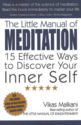 The Little Manual of Meditation: 15 Effective Ways to Discover Your Inner Self (Paperback)