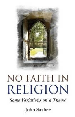 No Faith In Religion (Paperback)