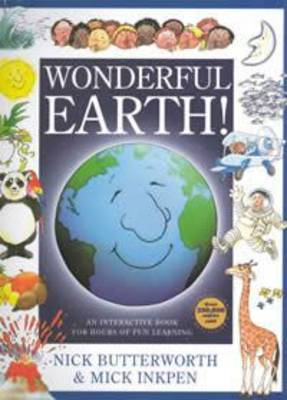 Wonderful Earth!: An Interactive Book for Hours of Fun Learning (Hardback)