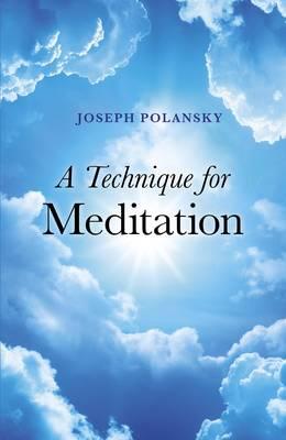 A Technique for Meditation (Paperback)