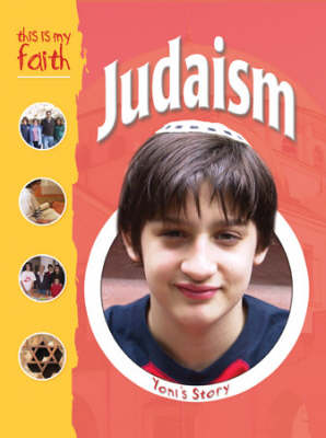 Judaism - This is My Faith No. 5 (Paperback)