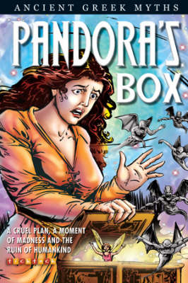 Pandora's Box - Ancient Greek Myths and Legends S. No. 4 (Paperback)