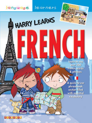 Language Learners: Harry Learns French - Language Learners No. 2 (Paperback)
