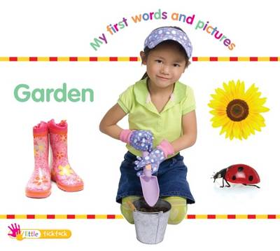 My First Words Garden (Hardback)