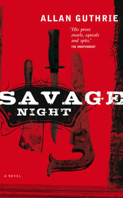 Savage Night (Paperback)