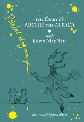 The Diary of Archie the Alpaca (Hardback)