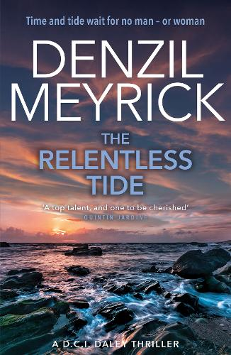 The Relentless Tide: A D.C.I. Daley Thriller - The D.C.I. Daley Series (Paperback)